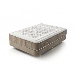 Lote: colchón DAMA + base...