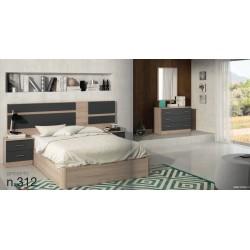 Dormitorio READY312